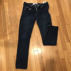 Hollister size 11R skinny jeans